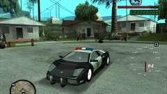 Lamborghini Murcielago Police