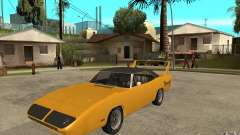 Plymouth Roadrunner Superbird Custom для GTA San Andreas