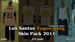 Новые скины The Vagos Gang