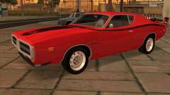 1971 Dodge Charger Super Bee для GTA San Andreas