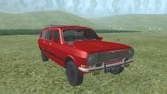 ГАЗ 24-02 Волга