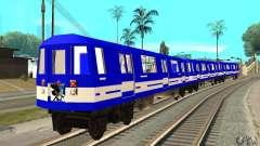 Liberty City Train Sonic