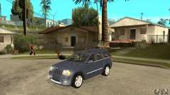 Jeep Grand Cherokee SRT8 v2.0 для GTA San Andreas