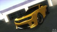 Chevrolet Camaro SS Dr Pepper Edition для GTA San Andreas