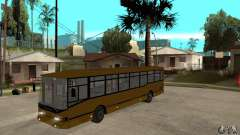 Волжанин 52702 для GTA San Andreas