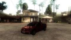 Volkswagen Saveiro Trooper CE для GTA San Andreas