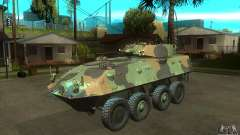LAV-25 для GTA San Andreas