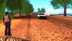 Нормальные водилы на трассе для GTA San Andreas