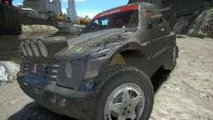 Mitsubishi Pajero Proto Dakar EK86
