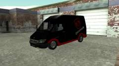 Dodge Sprinter Van 2500
