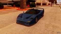 Ferrari F50 Coupe v1.0.2 для GTA San Andreas