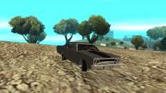 Plymouth Roadrunner 1970 для GTA San Andreas