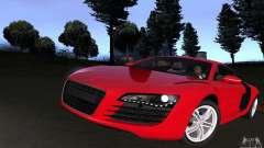 Audi R8 4.2 FSI для GTA San Andreas