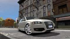 Audi S3 2006 v1.1 не тонированая