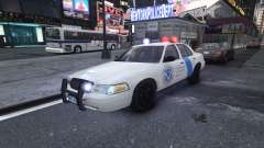 Ford Crown Victoria Homeland Security для GTA 4