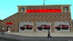 Русская пожарная станция в Сан Фиеро