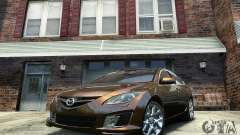 Mazda 6 2008 для GTA 4