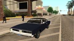 Dodge Charger RT Light Tuning для GTA San Andreas