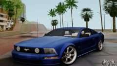 Ford Mustang Twin Turbo