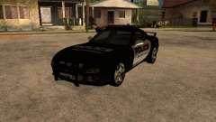 Mazda RX-7 Police