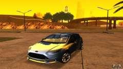 Ford Focus 3 для GTA San Andreas