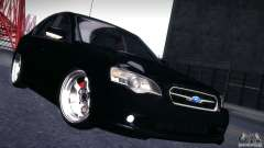 Subaru Legacy BIT edition 2004 для GTA San Andreas