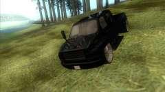 GMC C4500 Pickup DUB Style для GTA San Andreas