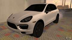 Porsche Cayenne Turbo Black Edition