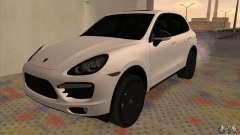 Porsche Cayenne Turbo Black Edition