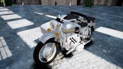 Урал М-67 для GTA 4
