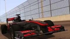 McLaren MP4-25 F1