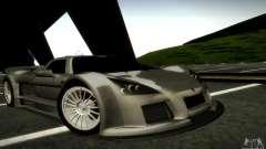 Gumpert Apollо для GTA San Andreas
