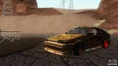 Toyota Corolla AE86 DS для GTA San Andreas