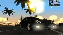 BMW 535i для GTA San Andreas