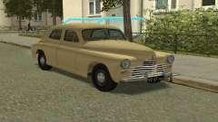 ГАЗ М20 Победа 1949