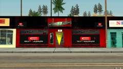 Cropp Town SHOP для GTA San Andreas