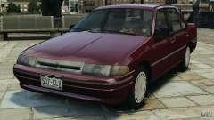 Mercury Tracer 1993 v1.1