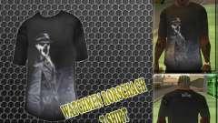 Футболка Watchmen Rorschach для GTA San Andreas