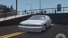 Chevrolet Caprice Wagon 1993 для GTA 4