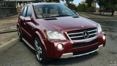Mercedes-Benz ML63 (AMG) 2009