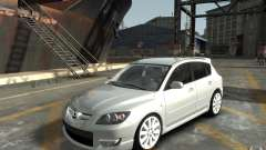 Mazda 3 для GTA 4