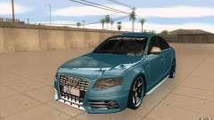Audi S4 2009 для GTA San Andreas