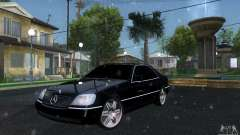 Mercedes-Benz 600SEC