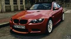 BMW M3 GTS 2010 для GTA 4