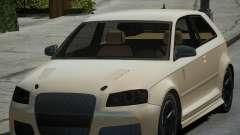 Audi S3 v2.0 для GTA 4