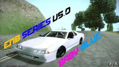 ENBSeries v5.0 Baby Blue для GTA San Andreas