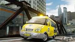 ГАЗель 2705 Такси v2.0
