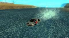 Honda Civic Mugen RR Boat для GTA San Andreas