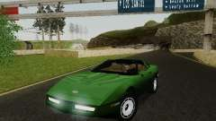 Chevrolet Corvette C4 1984 для GTA San Andreas