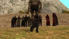 Обновленный пак персонажей из Resident Evil 4